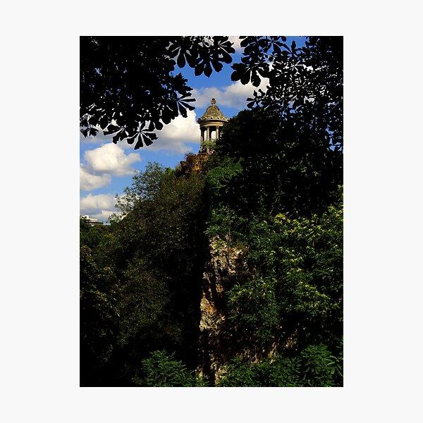 Parisian Garden ~ Part One Photographic Print