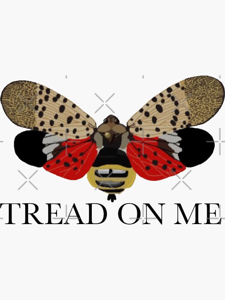 Spotted Lanternfly by radiantdark