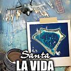 Santa La Vida by Bob Bello