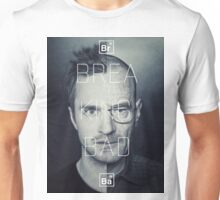 Walt and Jessie - Split Personality. Unisex T-Shirt