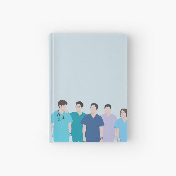 Hospital Playlist Kdrama Portrait Hardcover Journal