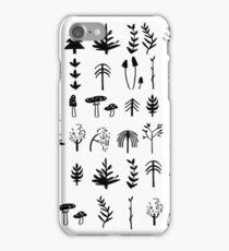 Autumn Pattern iPhone Case/Skin