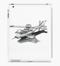 Apache Helicopter iPad Case/Skin