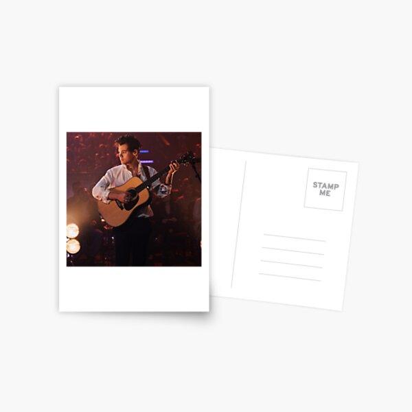 classic guitar styles Postcard
