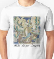 John Singer Sargent – Hercules Fights the Hydra T-Shirt