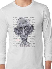 Sir Ian Long Sleeve T-Shirt