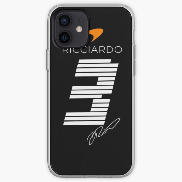 Daniel Ricciardo Coque souple iPhone