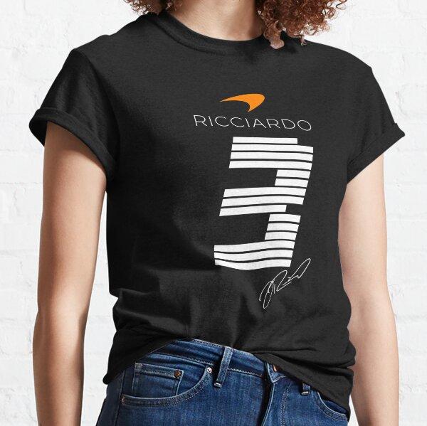 Daniel Ricciardo Classic T-Shirt