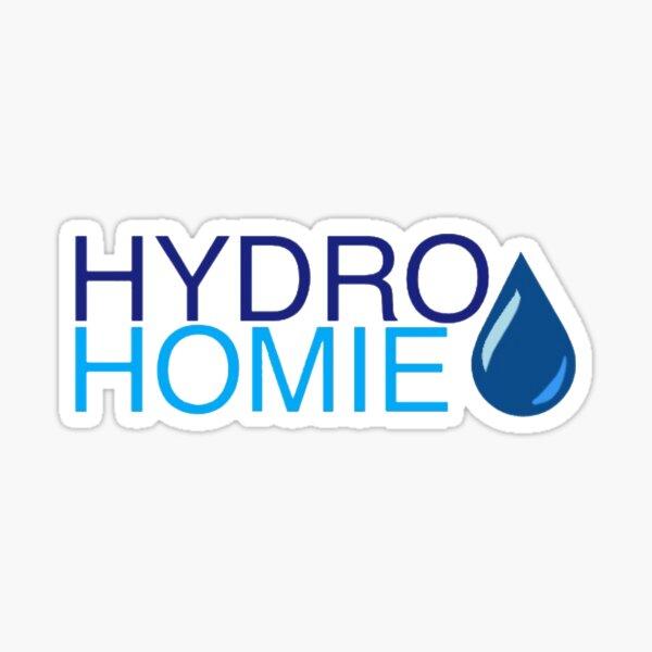 Hydro Homies Sticker