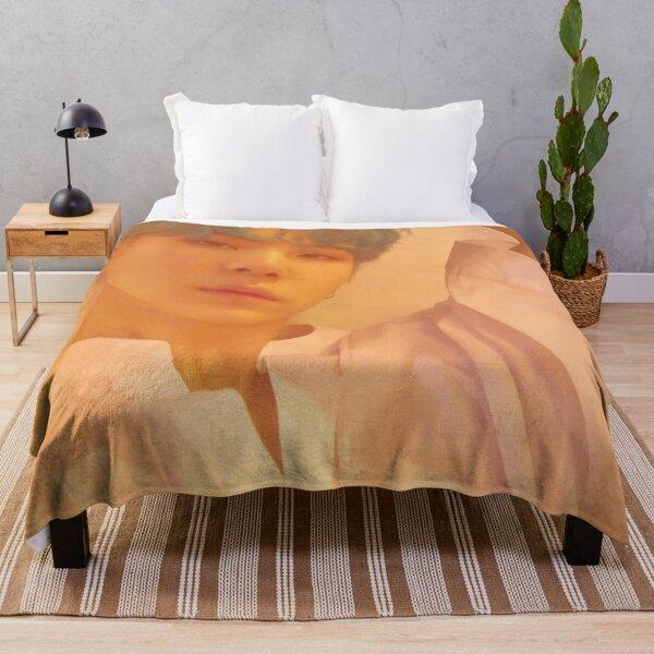 Suga Throw Blanket