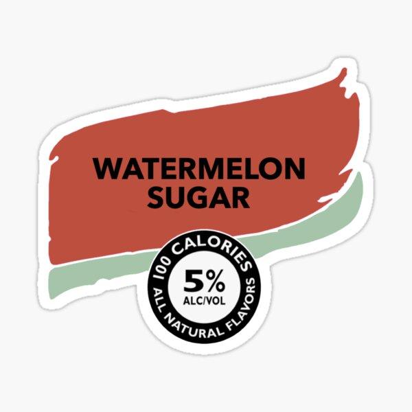 Watermelon Sugar WC Logo Sticker