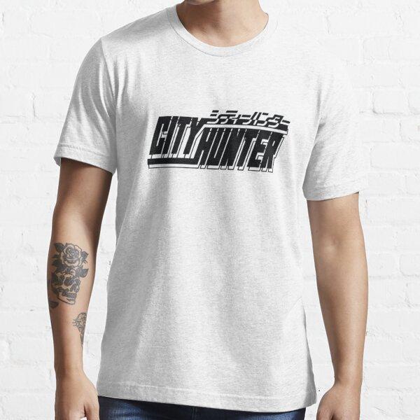 City Hunter T-shirt essentiel