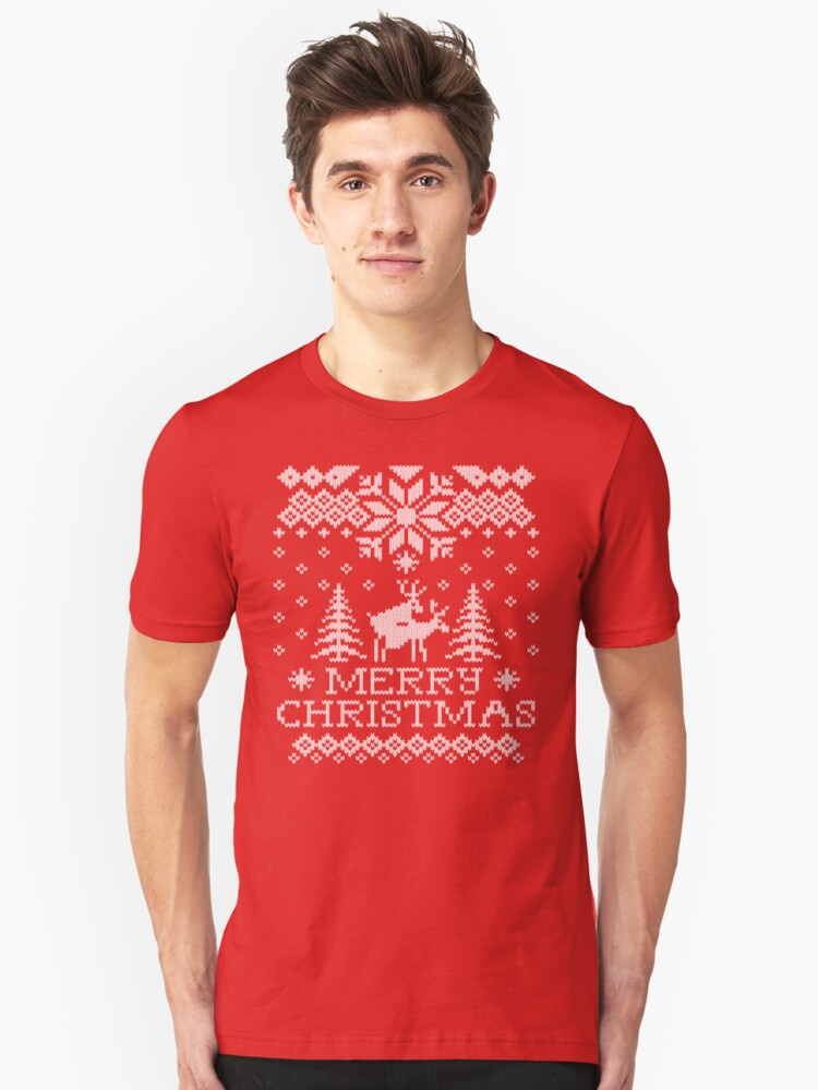 Ugly Sweater - Reindeer Humping by squidyes