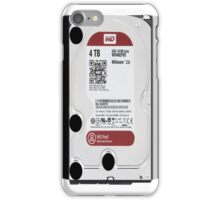 Hard Drive Exposed! iPhone Case/Skin