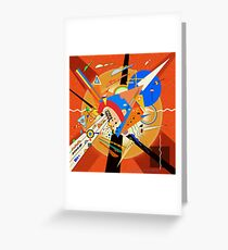 Master of Reality Greeting Card