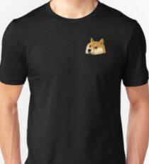 Pocket Doge Unisex T-Shirt