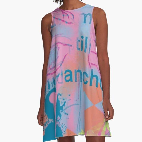End of Summer - Still Melancholy A-Line Dress