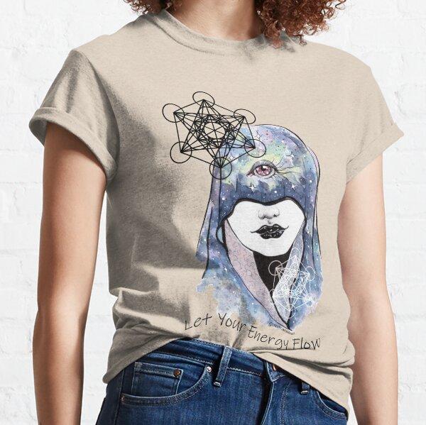 Let Your Energy Flow Classic T-Shirt