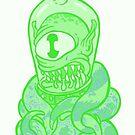 alien tuff by meatwork