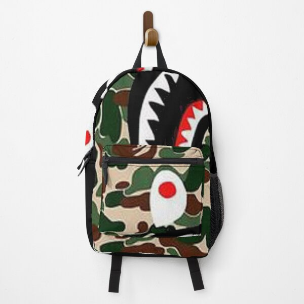 bape,bape shark,shark bape,triangles,graphic,snake,paris,pharis,goyard Backpack