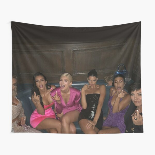 Kylie Jenner's 21st Birthday Tapestry
