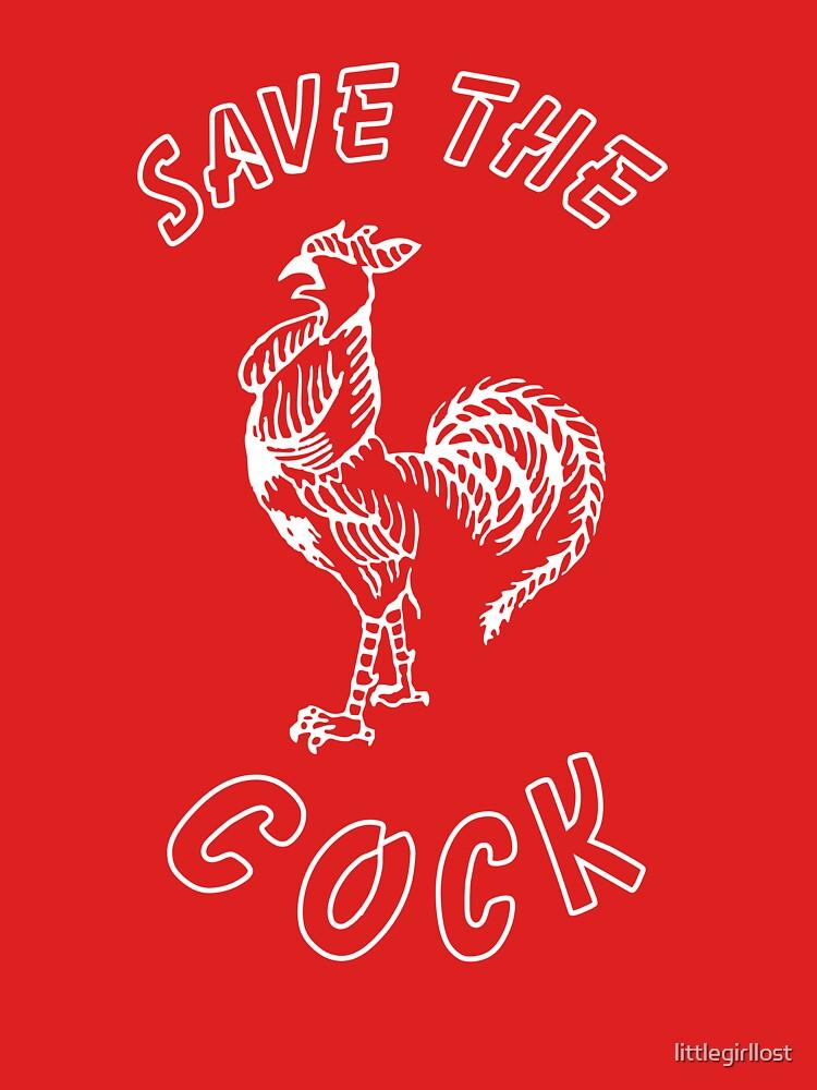 Save the Cock by littlegirllost