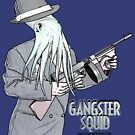 Gangster Squid by AloftStudios