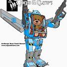 Hardware Bear by AloftStudios