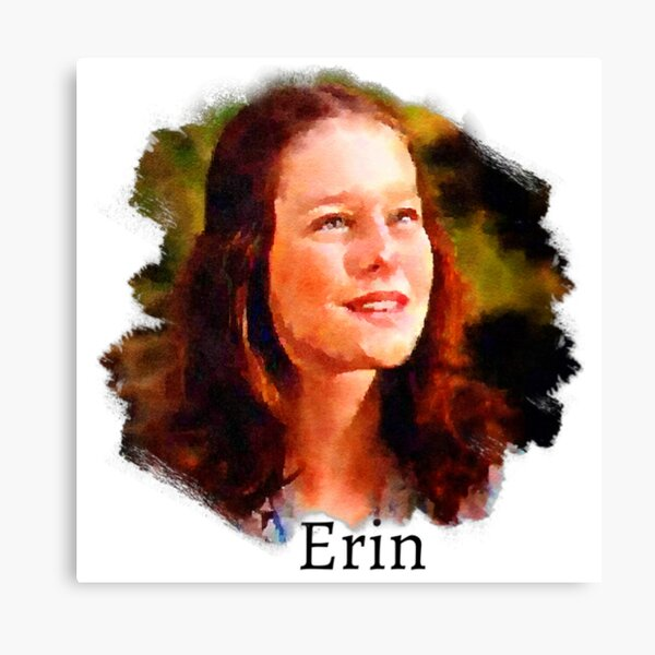 Erin Walton  Canvas Print