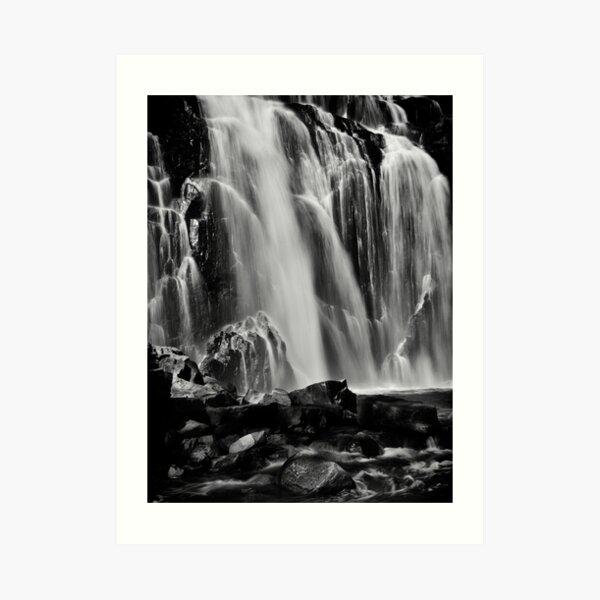 MacKenzie Falls Art Print