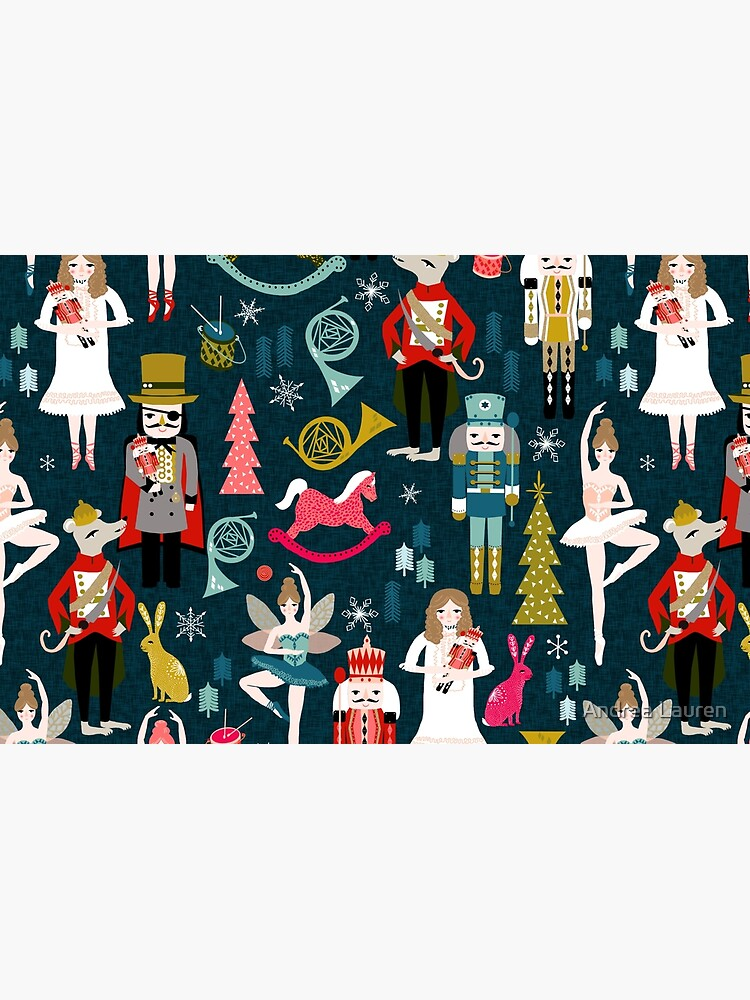 Nutcracker Ballet by Andrea Lauren  by papersparrow