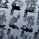 Cogs & Claws - AniMechs by AloftStudios