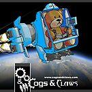 Hardware Bear - SpaceFighta by AloftStudios