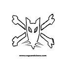 Rat & CrossBones Insignia by AloftStudios