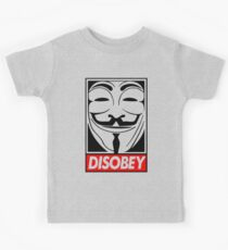 Dis-obey Kids Tee
