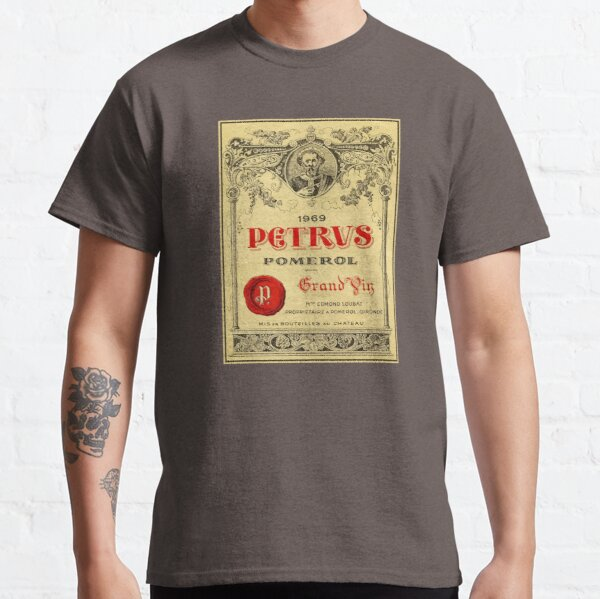 1969 Petrus Bordeaux Classic T-Shirt