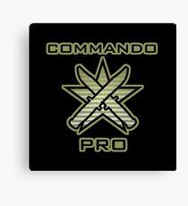MW2 Commando Pro Canvas Print