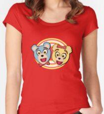 Avenue Q Bad Idea Bears Women's Fitted Scoop T-Shirt