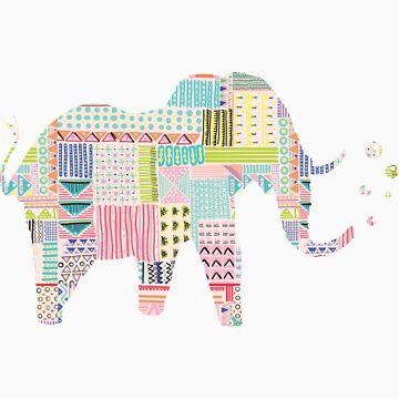 elephant bubbles by jordynneedsham