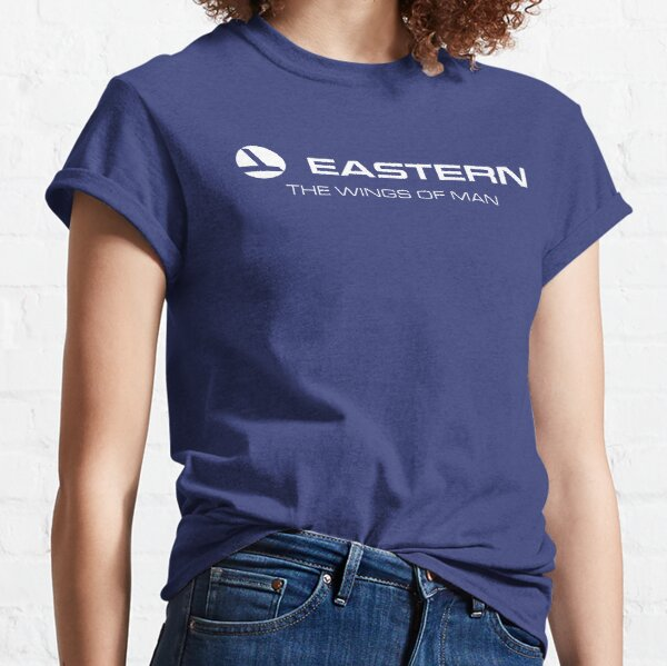 Eastern Airlines Wings of Man logo Classic T-Shirt