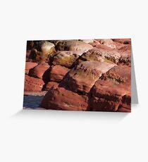 Ravensheugh Rocks Greeting Card
