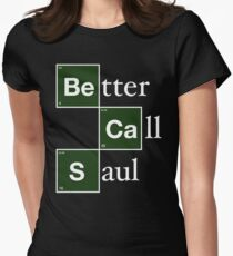 Better Call Saul Women's Fitted T-Shirt