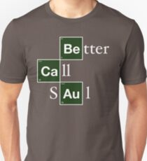 Better Call Saul v2 Unisex T-Shirt