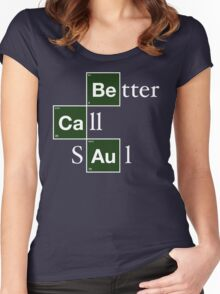 Better Call Saul v2 Women's Fitted Scoop T-Shirt