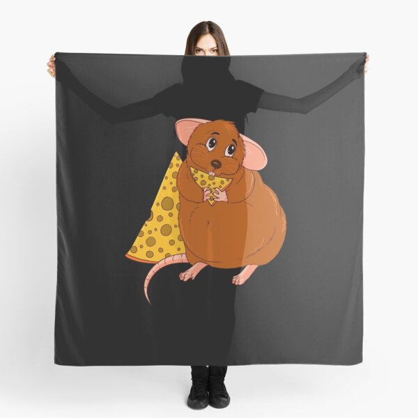 Mouse artwork Scarf