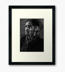 Paul McGann Framed Print