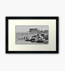 Cruising. Framed Print