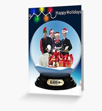 An MJN Holiday Greeting Card