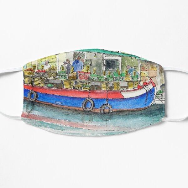 San Barnaba fruit and vegetable boat Flat Mask