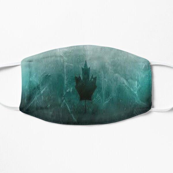 Máscara de hielo negra Mascarilla plana